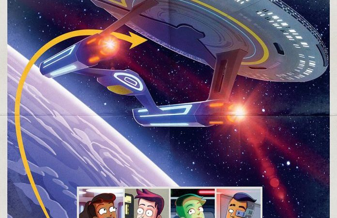 Star Trek Lower Decks - Data de Estreia
