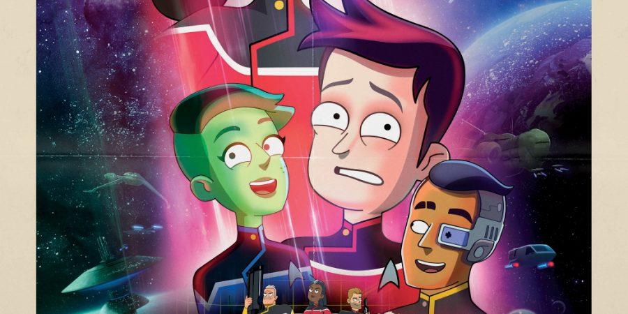 Poster - Star Trek: Lower Deck Trailer