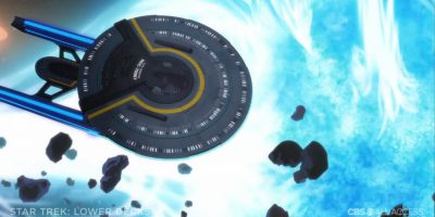 USS Cerritos - Star Trek: Lower Deck Trailer