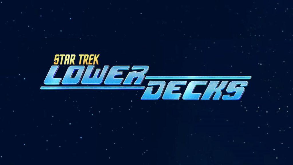 Título - Star Trek: Lower Deck Trailer