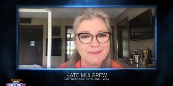 Kate Mulgrew de Volta a Star Trek em Prodigy