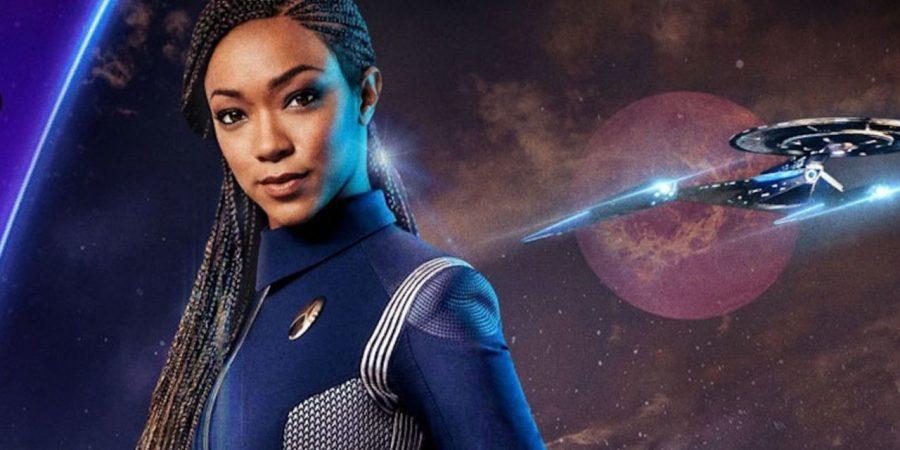 Star Trek Discovery terceira temporada