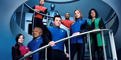 The Orville - Elenco terceira temporada