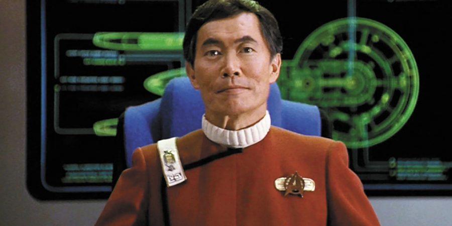 George Takei - Capitão Sulu