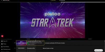 Pluto TV - Canal 50 - Star Trek
