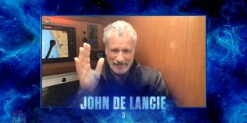 John De Lancie em Star Trek Picard