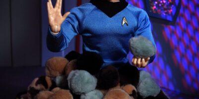 Spock Mego Gigante