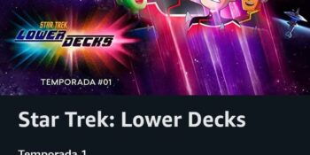 Lower Decks na Amazon Prime Video