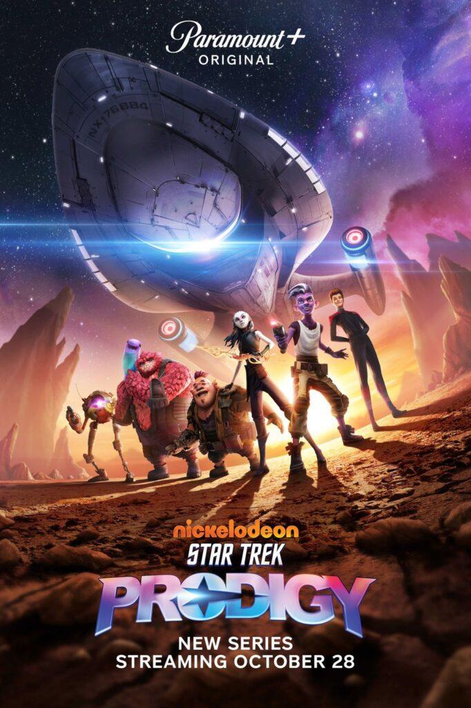 Cartaz de Star Trek Prodigy