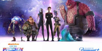 Star Trek: Prodigy na Paramount+